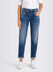 RICH CARROT JEANS- BLUE AUTHENTIC