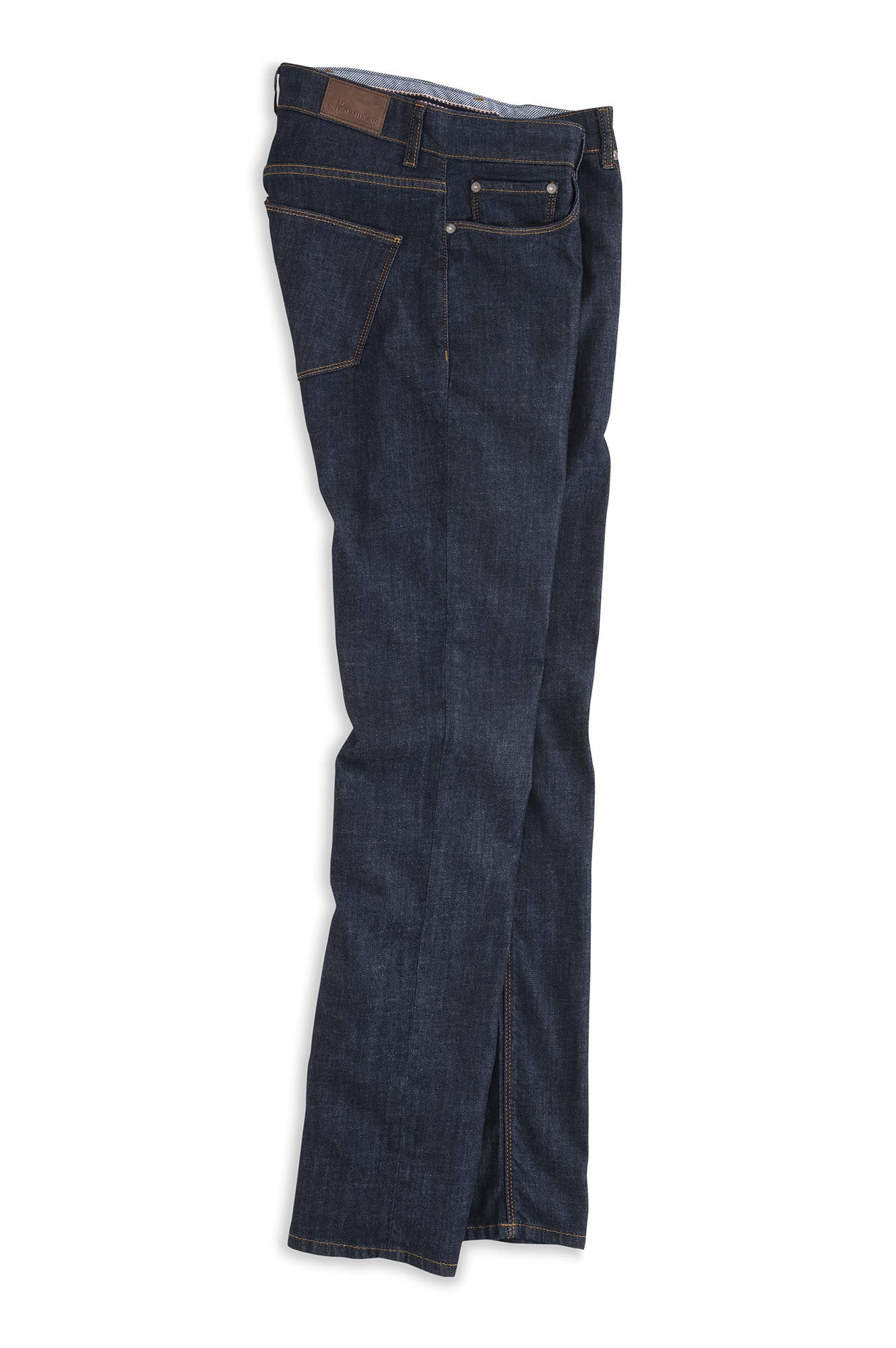 "THE JEAN 34"" INSEAM-INDIGO"