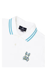 MENS PAGET POLO - WHITE