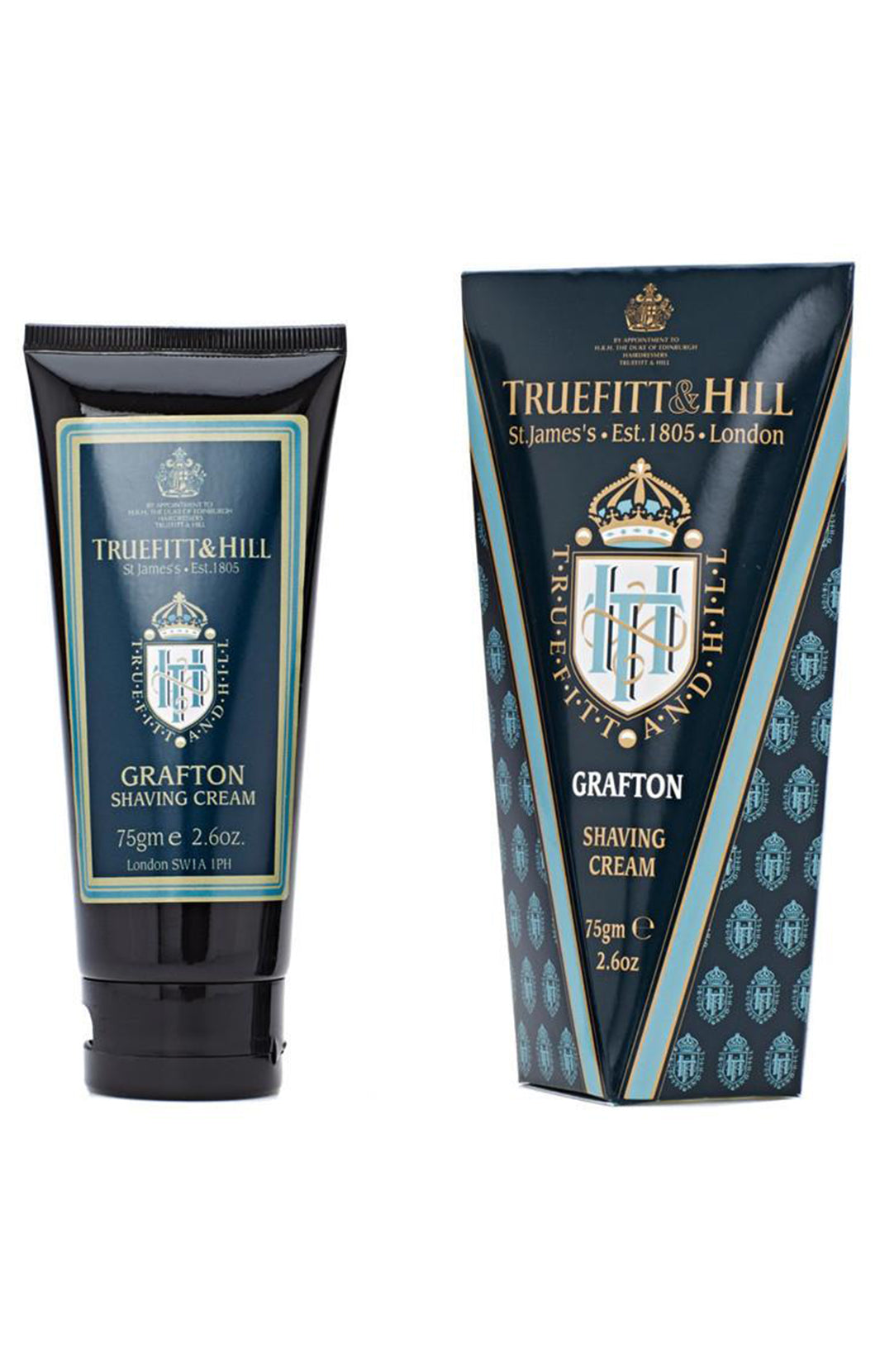 GRAFTON SHAVING CREAM TUBE