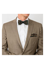 TURNER FEATHER BOW TIE