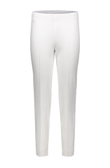 ANNA SUMMER ANKLE PANT - WHITE