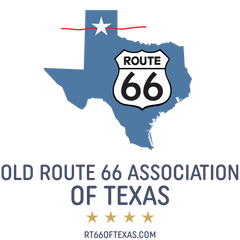 Old Route 66 Association of Texas Logo