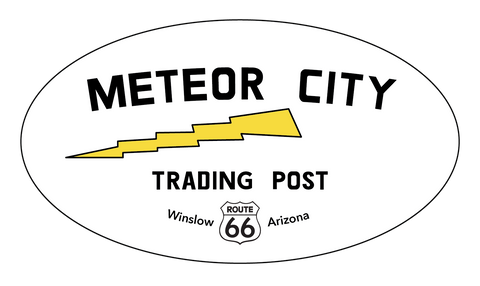 Meteor City Vinyl Decal