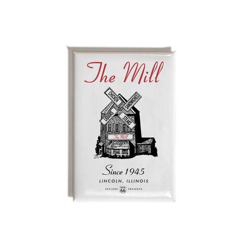 The Mill Magnet