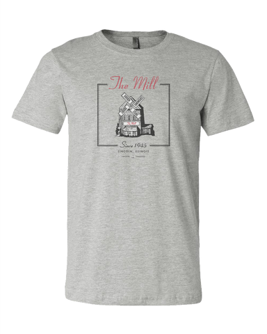 The Mill Short Sleeve T-Shirt