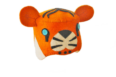 Tiger Toddler Hat