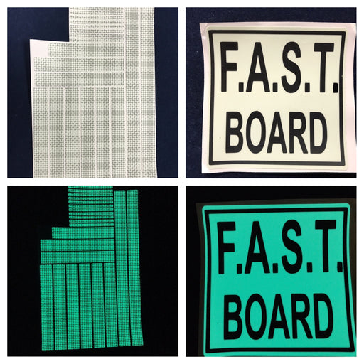 AWOGS Decal Package (24 assorted decals for 1 FAST Board)