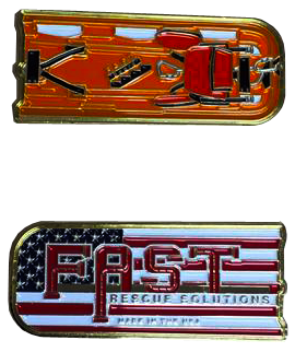 FAST Board Challenge Coin
