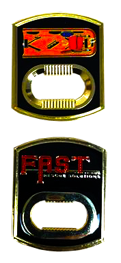 FRS Challenge Coin/Bottle Opener