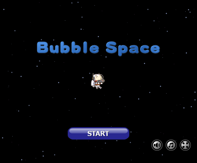 Bubble Space Game Review - Shoot The Colored Bubbles