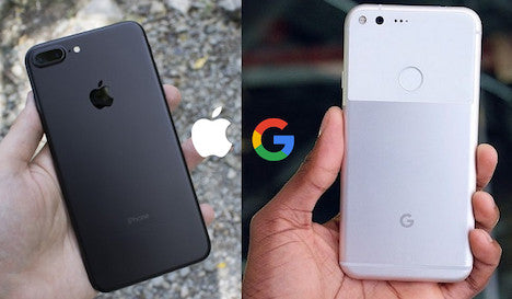 Google Pixel vs. iPhone 7 – Which is the Best Smartphone to Buy?