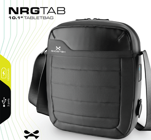 NRGTab Tablet Bag: Charge Your Tablet & Mobile Devices on the Go [REVIEW]