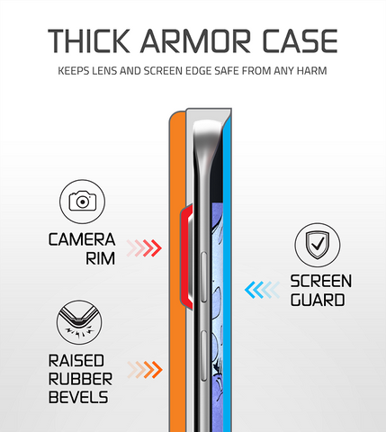 waterproof case for galaxy s7 edge phone by uviyo atomic 2.0