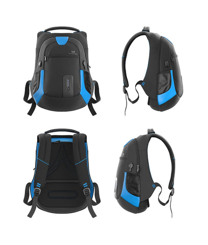 ghostek_nrgbag_work_travel_college_charging_backpack_Uviyo_NRGbag_Laptop_Messenger_Backpack_Bag_Battery_Power Bank_Water Resistant_15.6 iPhone Macbook_Review