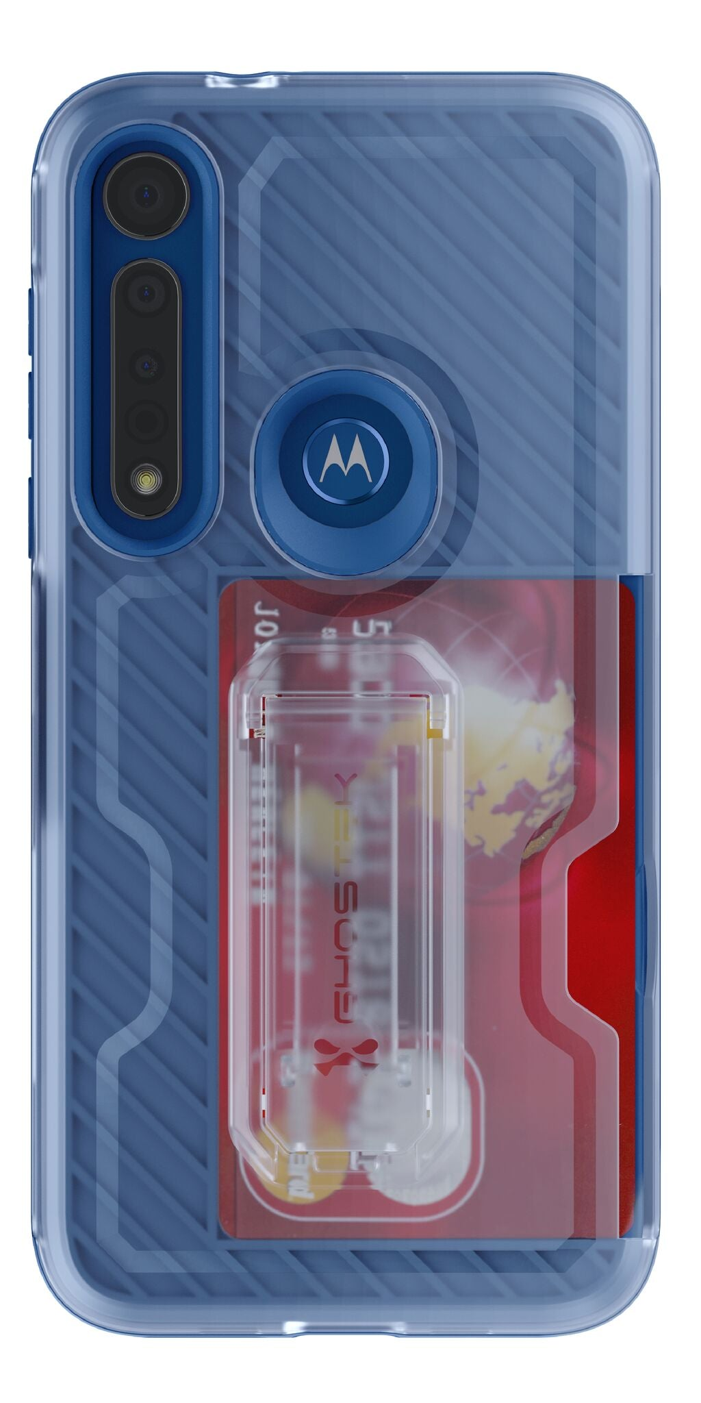 Moto G8 Plus Case | Belt Clip Holster & Built-In Kickstand IRON ARMOR 3 Case | UVIYO CASES , Moto G8 Plus Cases , GHOSTEK - UVIYO