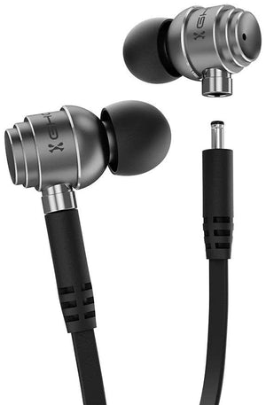 Ghostek FUZE Bluetooth Earbuds | 2-in-1 Wireless + 3.5mm Wired , HEADPHONES , GHOSTEK - UVIYO