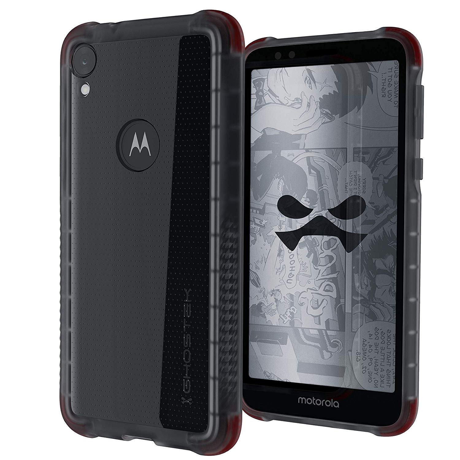 Moto E6 Case | COVERT 3 Case | UVIYO CASES