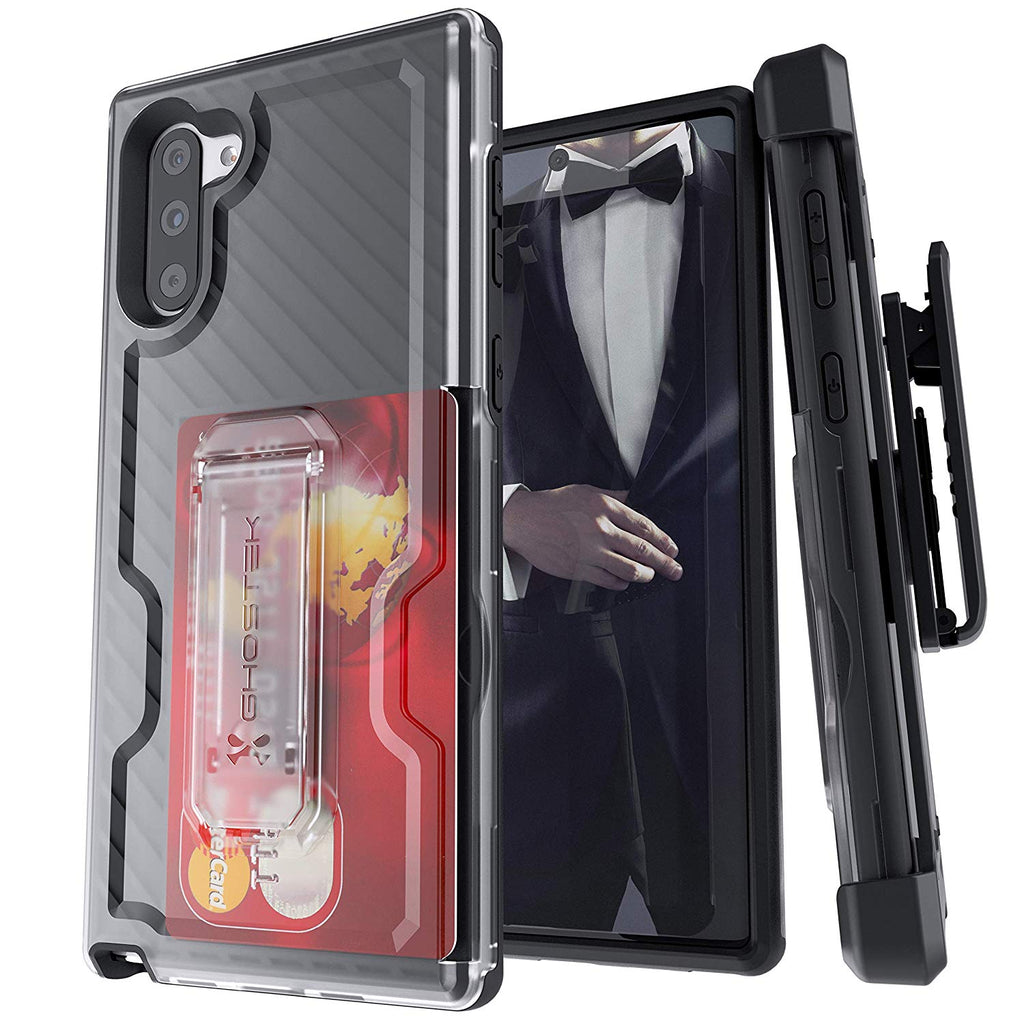 Galaxy Note 10 Case | Belt Clip Holster & Built-In Kickstand IRON ARMOR 3 Case | UVIYO CASES , Galaxy Note 10 Cases , GHOSTEK - UVIYO