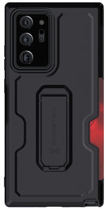 Galaxy Note 20 Ultra Case | Built-In Belt Clip Holster, Card Slot & Kickstand IRON ARMOR Case | PRE-ORDER | UVIYO CASES