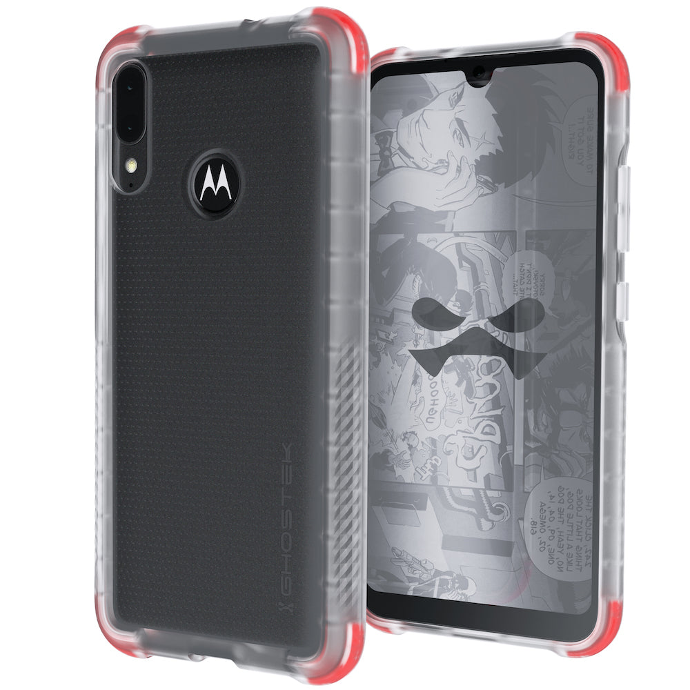 Motorola Moto E6 Plus Case | COVERT 3 Case | UVIYO CASES , Moto E6 Plus Cases , GHOSTEK - UVIYO