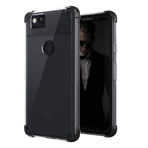 Google PIXEL 2 Clear Case | Covert 2 | Protective & Transparent | UVIYO CASES , Google Pixel 2 Cases , GHOSTEK - UVIYO