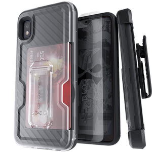Galaxy A10e Case | Belt Clip Holster & Built-In Kickstand IRON ARMOR 3 Case | UVIYO CASES , Galaxy A10e Cases , GHOSTEK - UVIYO