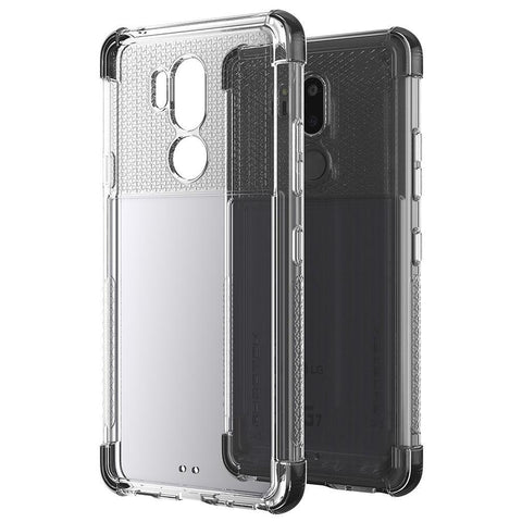 LG G7 ThinQ Clear Case | COVERT Case | Protective & Transparent | UVIYO CASES , LG G7 Thinq Cases , GHOSTEK - UVIYO