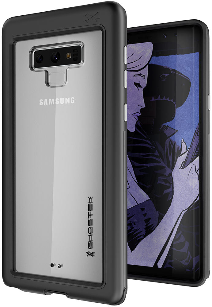 Galaxy Note 9 Heavy Duty Metal Case | ATOMIC SLIM | UVIYO CASES , Galaxy Note 9 Cases , GHOSTEK - UVIYO