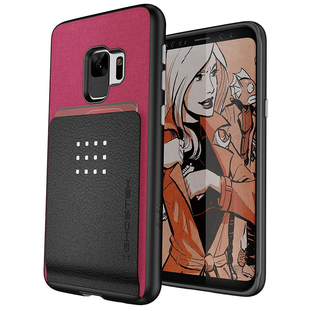 Galaxy S9 Wallet Case | EXEC 2 Case | UVIYO CASES , Galaxy S9 Cases , GHOSTEK - UVIYO
