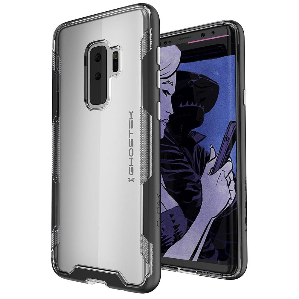 Galaxy S9 PLUS Durable Slim Case | CLOAK 3 | UVIYO CASES , Galaxy S9 PLUS Cases , GHOSTEK - UVIYO