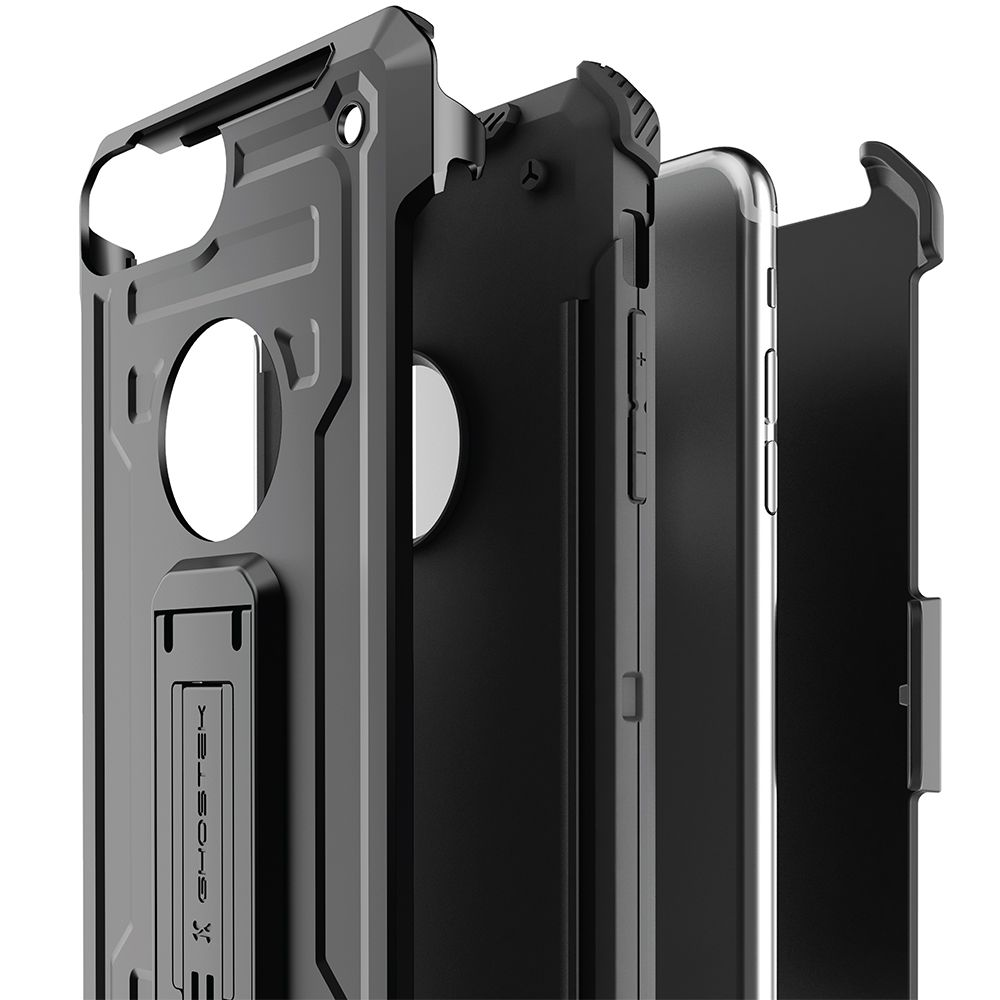iPhone 7 Plus / iPhone 8 Plus Case | IRON ARMOR 2 Case | UVIYO CASES , iPhone 8+ PLUS Cases , GHOSTEK - UVIYO