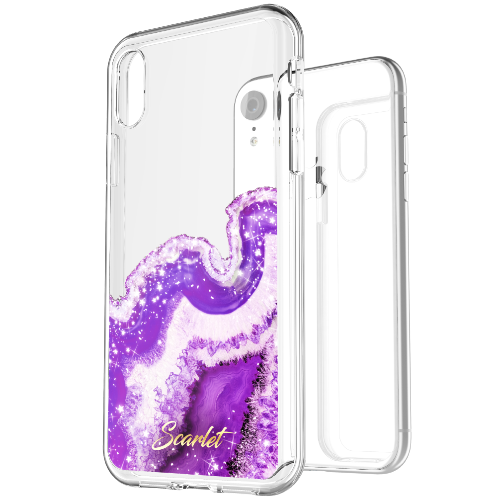 iPhone XR Case | Scarlet AGATE | UVIYO CASES , iPhone XR Cases , SCARLET - UVIYO
