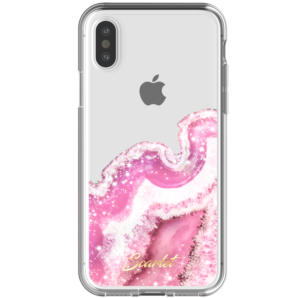 iPhone XS Max Case | Scarlet AGATE | UVIYO CASES , iPhone XS MAX Cases , SCARLET - UVIYO