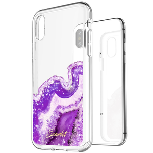 iPhone XS / X Case | Scarlet AGATE | UVIYO CASES , iPhone XS Cases , SCARLET - UVIYO