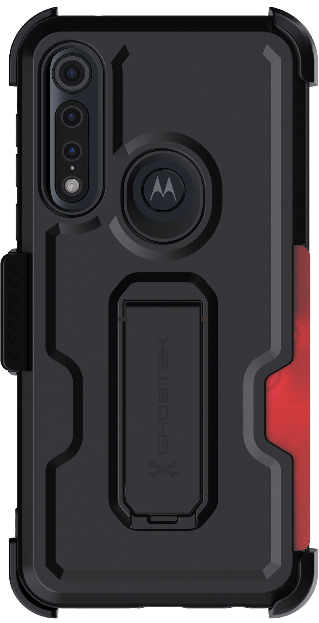 Moto G Power Case | Belt Clip Holster & Built-In Kickstand IRON ARMOR 3 Case | UVIYO CASES , Moto G Power Cases , GHOSTEK - UVIYO