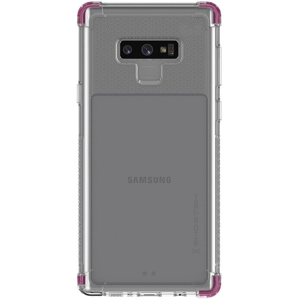 Galaxy Note 9 Clear Case | COVERT Fully Transparent Case , Galaxy Note 9 Cases , GHOSTEK - UVIYO