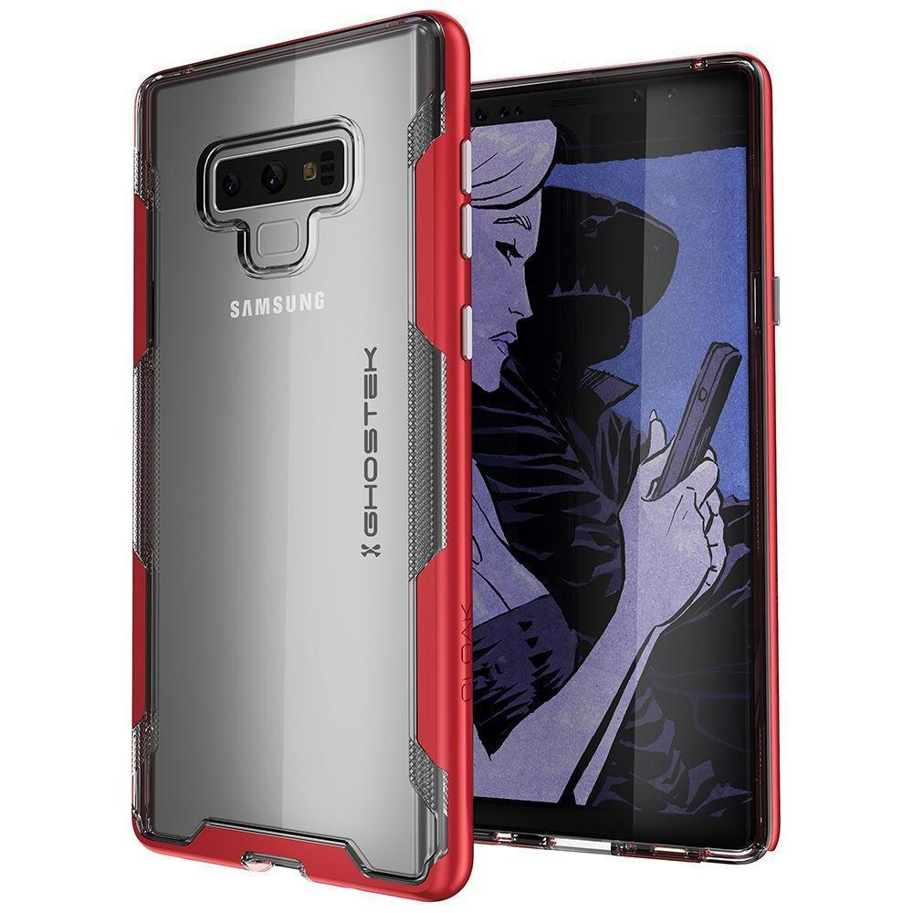 Galaxy Note 9 Case | CLOAK Durable Slim Protective Case , Galaxy Note 9 Cases , GHOSTEK - UVIYO