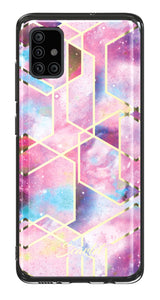 Galaxy A51 Case | Scarlet STARDUST | UVIYO CASES