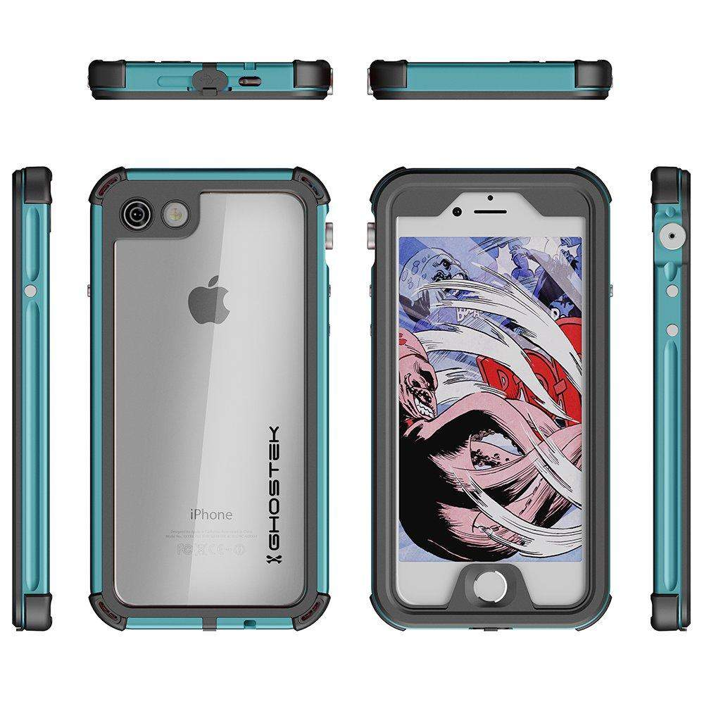 iPhone 7 Case | Waterproof Protection | Ghostek ATOMIC 3