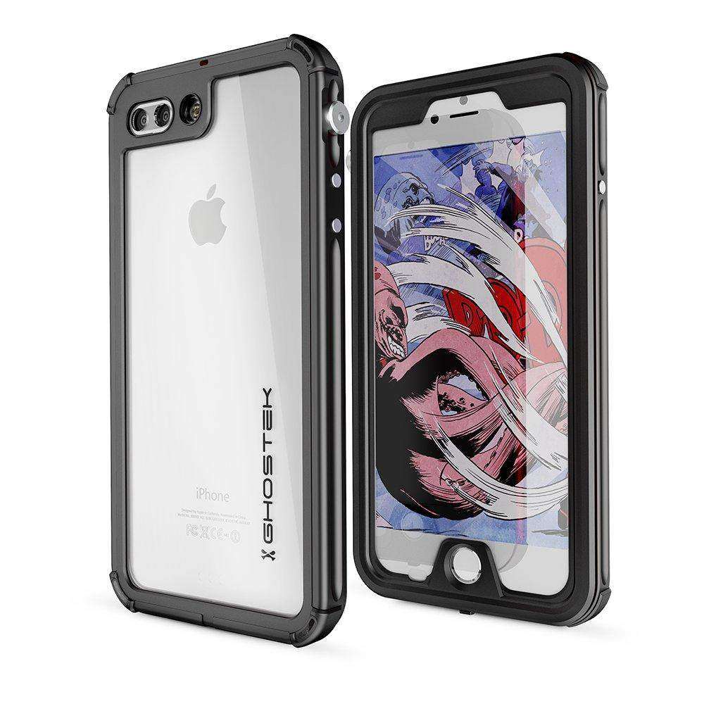 iPhone 8+ PLUS Waterproof Case | Ghostek ATOMIC 3 FULL BODY Case | UVIYO CASES , iPhone 8+ PLUS Cases , GHOSTEK - UVIYO