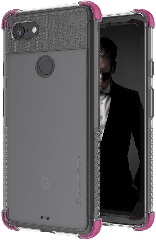 Google Pixel 3 XL Clear Case | COVERT Fully Transparent Case , Google Pixel 3 XL Case , GHOSTEK - UVIYO