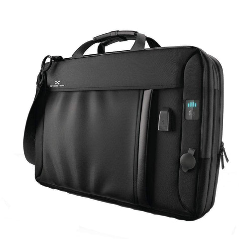 Laptop Charging Messenger Bag | Ghostek NRGMESSENGER | UVIYO BAGS , BackPack , GHOSTEK - UVIYO