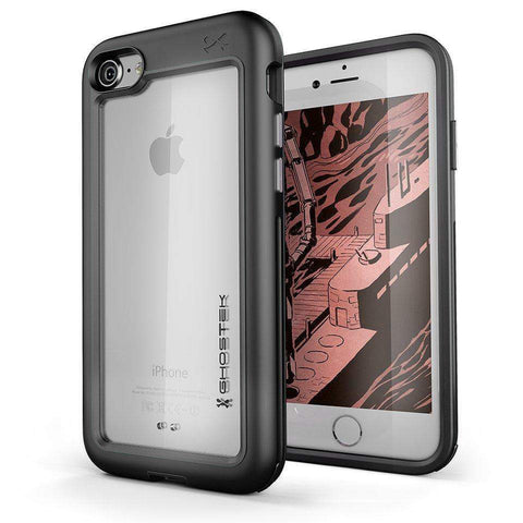 iPhone 7 Heavy Duty Metal Case | ATOMIC SLIM | UVIYO CASES
