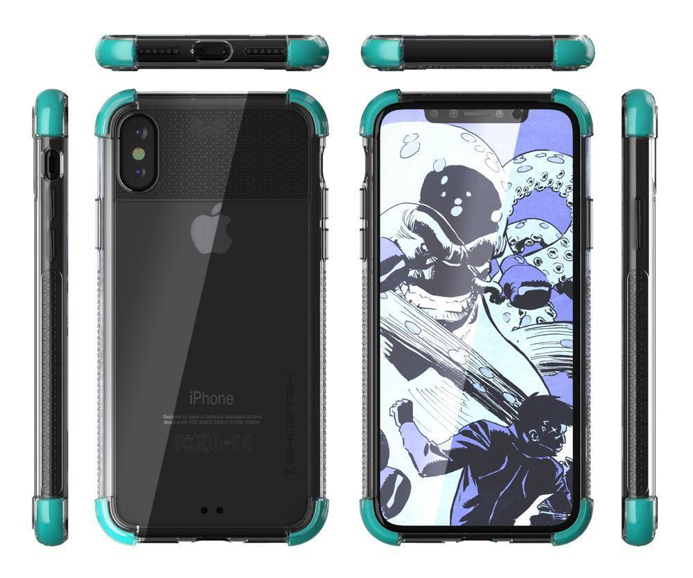 iPhone X Clear Case | COVERT Transparent Case , iPhone X Cases , GHOSTEK - UVIYO