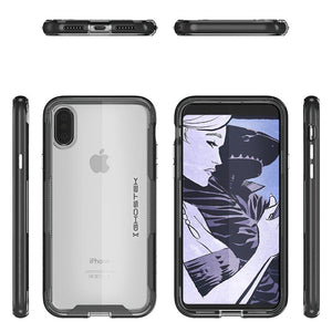 iPhone X Case | CLOAK Durable Slim Protective Case , iPhone X Cases , GHOSTEK - UVIYO