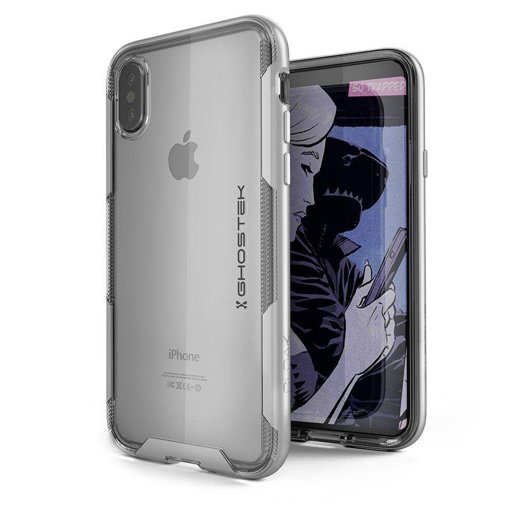 iPhone X Durable Slim Case | CLOAK 3 | UVIYO CASES , iPhone X Cases , GHOSTEK - UVIYO