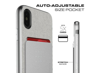 iPhone X Case | EXEC 2 Wallet Case , iPhone X Cases , GHOSTEK - UVIYO