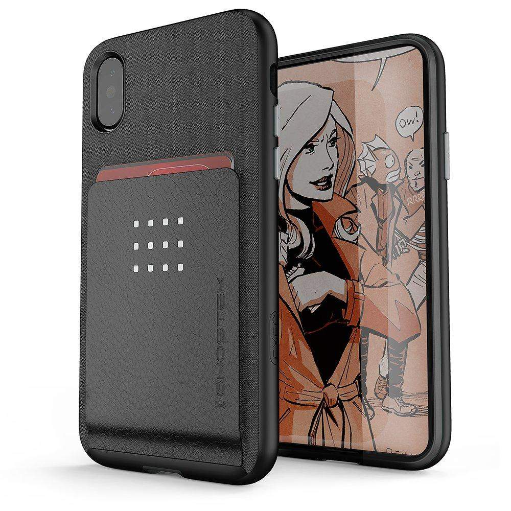 iPhone X Wallet Case | EXEC 2 Case | UVIYO CASES , iPhone X Cases , GHOSTEK - UVIYO