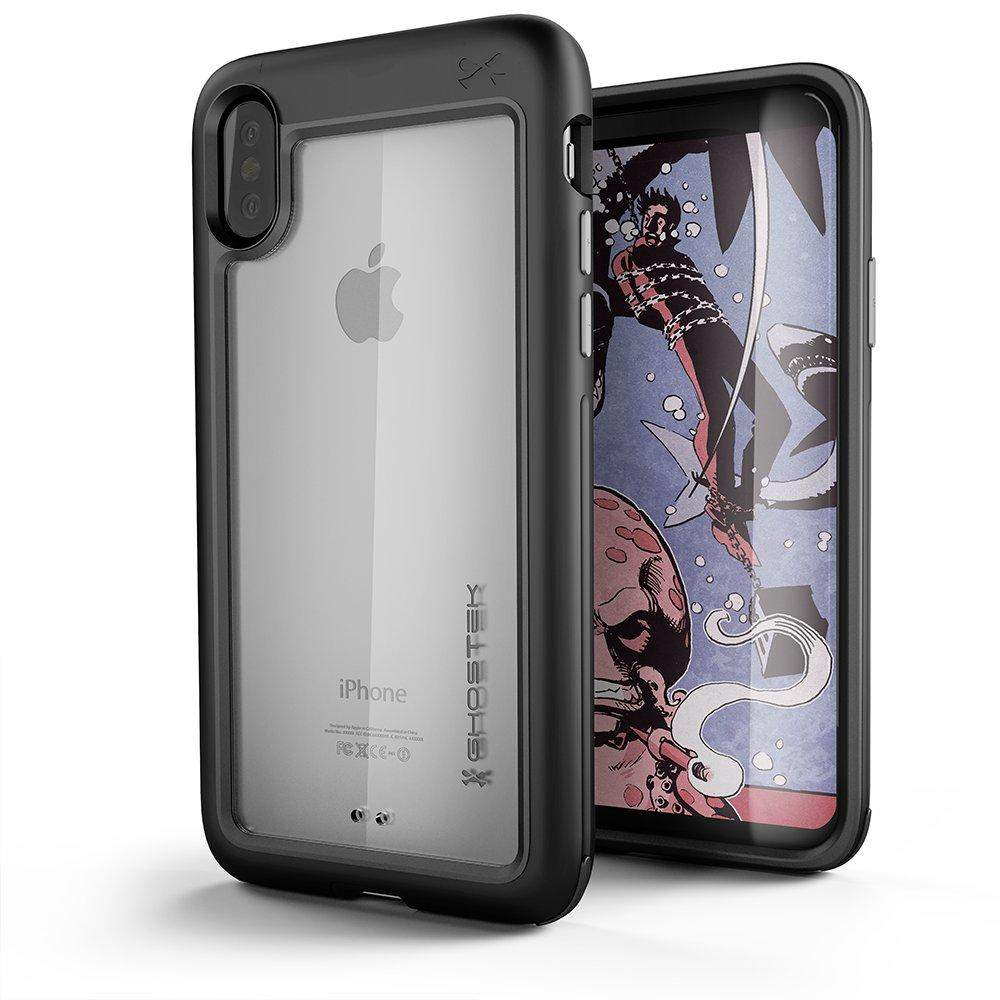 iPhone X Heavy Duty Metal Case | ATOMIC SLIM | UVIYO CASES , iPhone X Cases , GHOSTEK - UVIYO